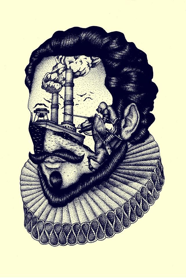 Miguel de Cervantes-Don Quixote©VedranŠtimac