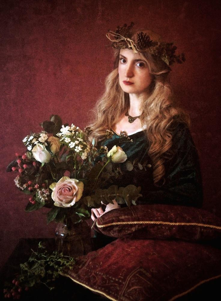 Rose Hypericum