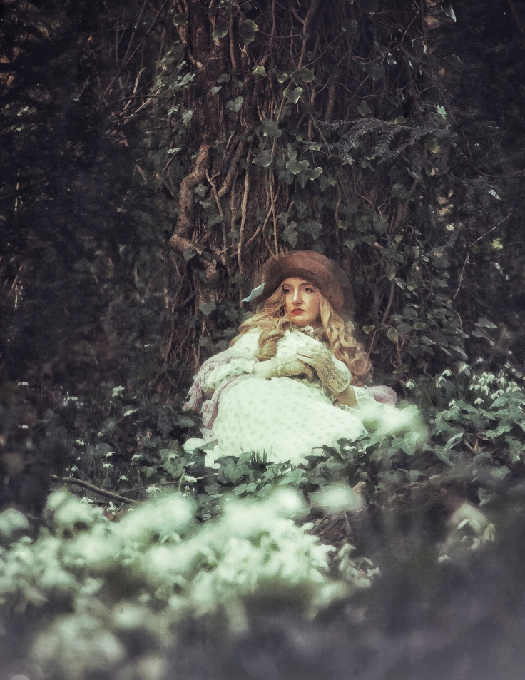 The Slumbering Snowdrops